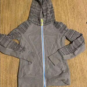 Ivivva zip up hoodie